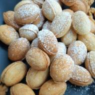 Ciasteczka orzeszki