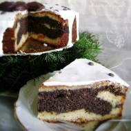 Makowiec, skórka ciasta nie odstaje bo zawsze się udaje