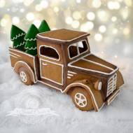 Świąteczny PickUp z piernika