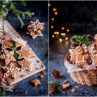 Świąteczne pierniczki / Christmas gingerbread cookies
