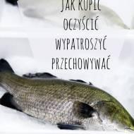 Wszystko o rybach – jak kupić, oczyścić, przechowywać