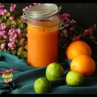 Grejfrutowy krem ( curd )