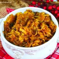 Bigos wigilijny – przepis na pyszną świąteczną potrawę