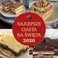 Najlepsze ciasta na święta 2020