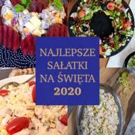 Najlepsze sałatki na święta 2020