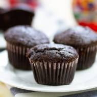 Muffiny podwójnie czekoladowe