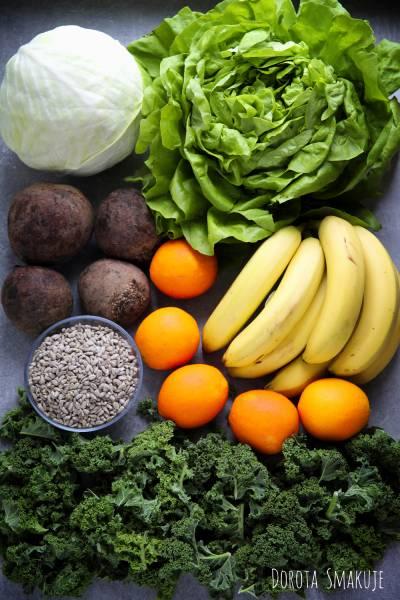 Dieta w ciąży bogata w kwas foliowy + jadłospis