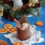 Gorąca czekolada z cynamonem i kardamonem