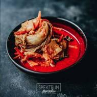 Koreańskie kimchi z ananasem