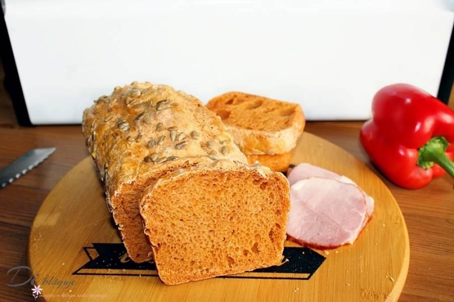 Chleb paprykowy, który zawsze sie udaje!