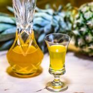 """Nalewka ananasowa z imbirem i przyprawami – """"Morsówka"""""""