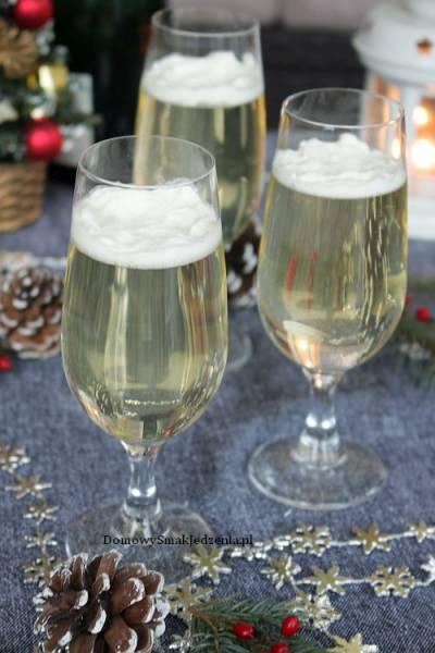 szampańska galaretka