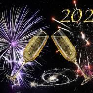 SZCZĘSLIWEGO NOWEGO 2021 ROKU