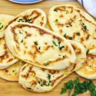 Chlebki naan