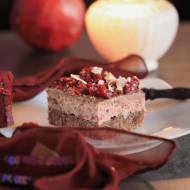 Keto ciasto z pianką wiśniową (Paleo, LowCarb)