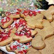 Kruche ciasteczka dla Świętego Mikołaja i nie tylko