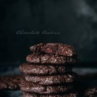 Ciasteczka czekoladowe z kawałkami czekolady