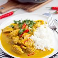 Wyspiarskie curry z kurczaka. Dla Brytyjczyków to danie niemal narodowe. PRZEPIS