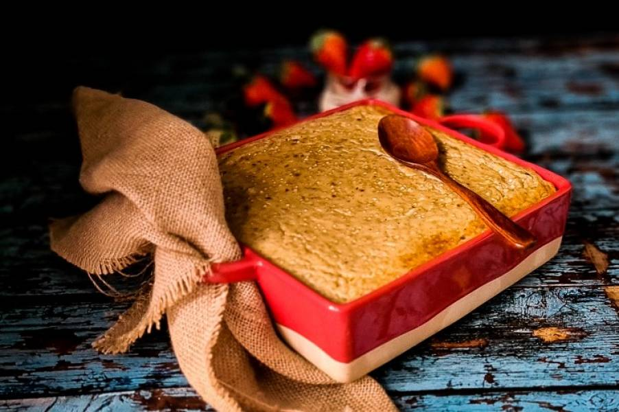 Ciasto Madagaskar