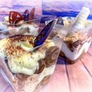 Domowy deser Tiramisu