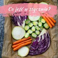 Co jeść w styczniu? – zimowe warzywa i owoce sezonowe
