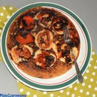 Omlet z kuskusu z pomidorami
