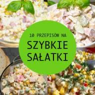 TOP 10 Pysznych Przepisów na Szybką Sałatkę!