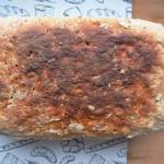 Chleb nr 2: wieloziarnisty chleb pszenny na drożdżach