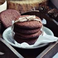 Chlebowe ciasteczka czekoladowe