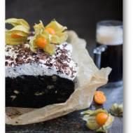 Ciasto z Guinnessem – czekoladowe ciasto z ciemnym piwem