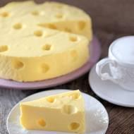 Ciasto jogurtowe bez pieczenia (ser żółty)