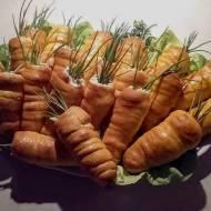 Faszerowane marchewki