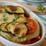 Zapiekane naleśniki z warzywami ratatouille