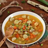 Zupa jarzynowa ze skorzonerą