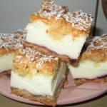 Przepyszne ciasto Styropian, czyli sernik bez sera+FILM