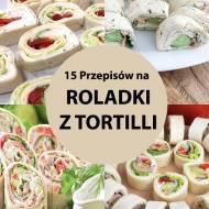 Roladki z Tortilli: TOP 15 Pysznych Przepisów na Przekąski Idealne na Imprezę!