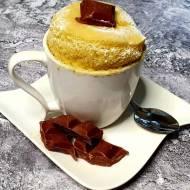 Ciasto sufletowe – gotowane. Nie uwierzysz jak łatwo je zrobić.