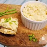 Prosta i smaczna pasta jajeczna