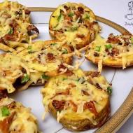 Ziemniaki serowe z piekarnika