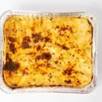 Recenzja gotowej lasagne z Lidla