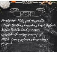 Jak zrobić 5 obiadów na pracy zdalnej