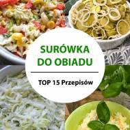 Jaka Surówka do Obiadu? TOP 15 Pysznych Przepisów na Domową Surówkę