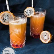 Ginger-Apple whisky sour