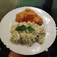 Niemiecka sałatka ziemniaczana