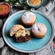 Muffiny kakaowo - kokosowe