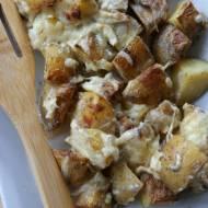 Ziemniaki pieczone w mleku