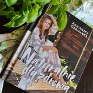 Naturalnie dla zdrowia. Agnieszka Cegielska - recenzja książki.