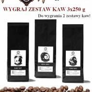 Wygraj zestaw kaw od Cafe Panamera