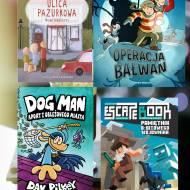 Książki dla 7 latka