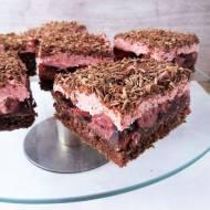Ciasto Wiśniowiec / Cherry Buttercream Layer Cake